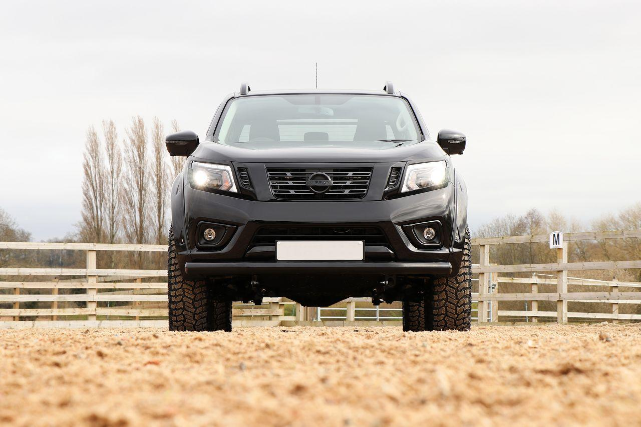 Nissan Navara 2.3 Brand new  Seeker Tungsten 2020 model  Double Cab Pick Up N-Guard   with 5k style upgrades fitted Pick Up Diesel Black