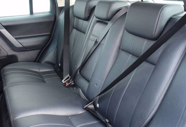 Land Rover Freelander 2 Commercial - Removable Rear Seat