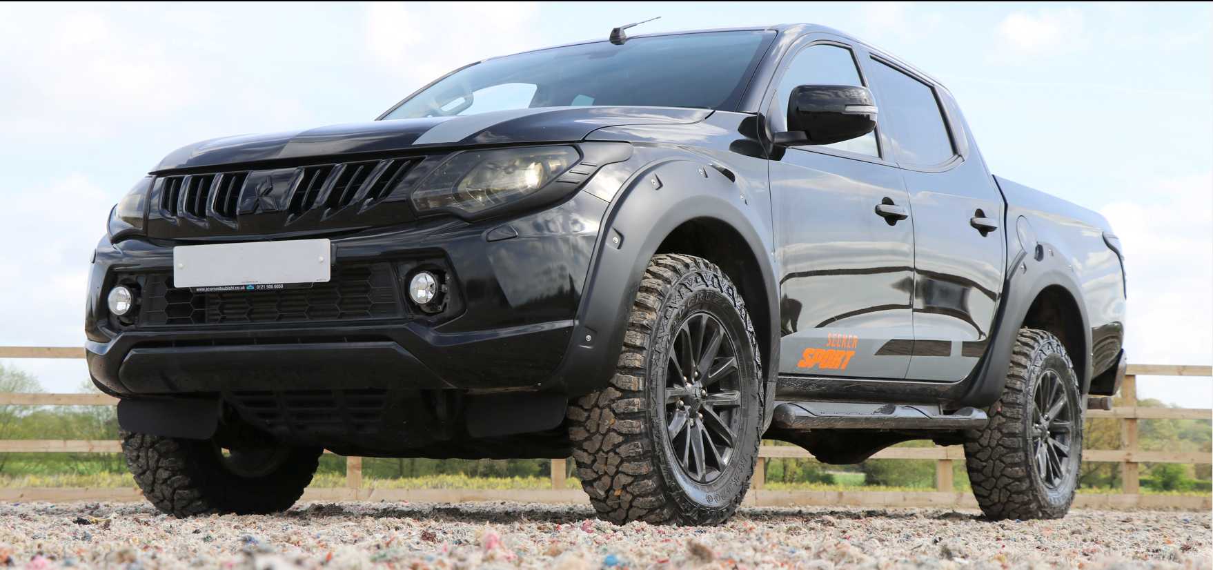 Specialising in 4x4 off-road vehicles...