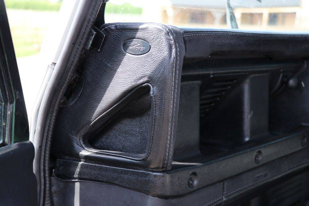 SEEKER Heritage Wide Arch CONVERSION FOR THE LAND ROVER DEFENDER