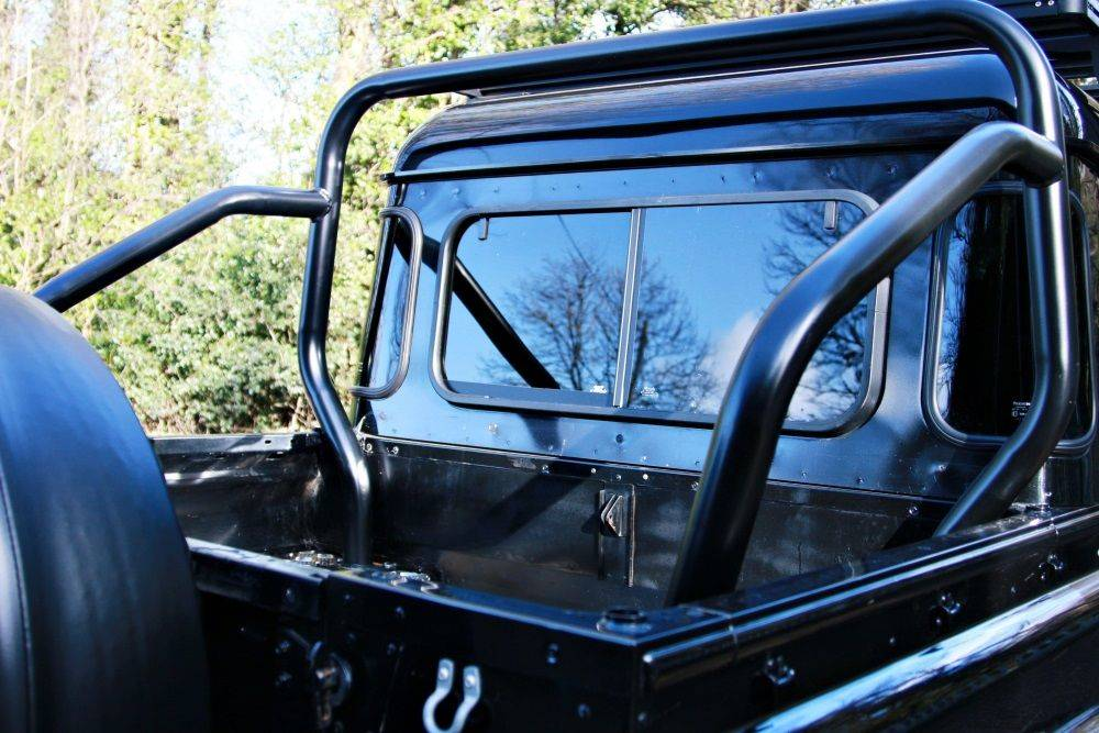 SEEKER Sceptre Edition CONVERSION FOR THE LAND ROVER DEFENDER