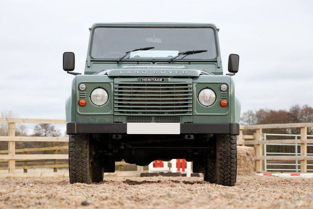 SEEKER Heritage Edition CONVERSION FOR THE LAND ROVER DEFENDER