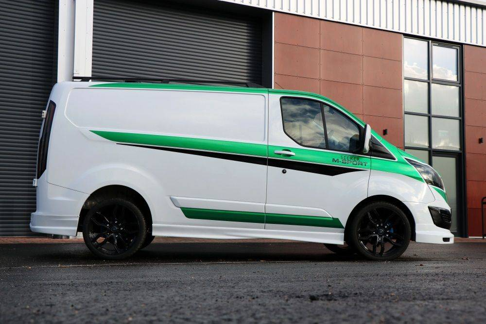SEEKER M-Sport FORD TRANSIT CONVERSION