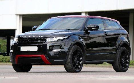 SEEKER Evoque CONVERSIONS FOR RANGE ROVER EVOQUES