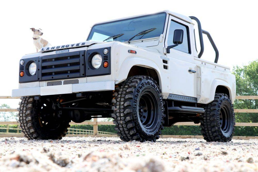 SEEKER Heritage Conversions for Land Rover Defenders