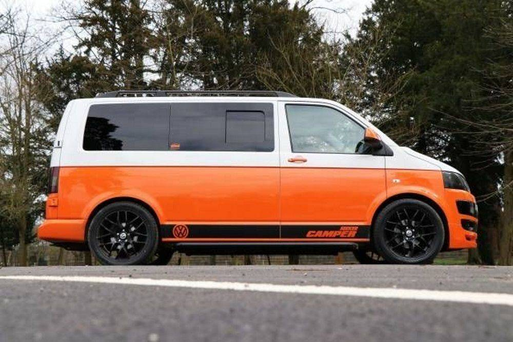 SEEKER CAMPER VW TRANSPORTER CONVERSION