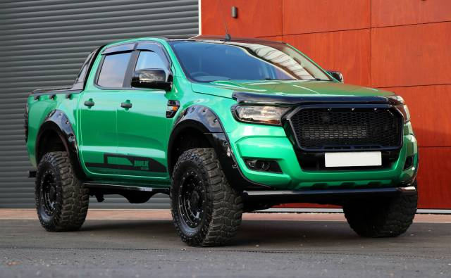SEEKER RAPTOR FORD RANGER CONVERSIONS
