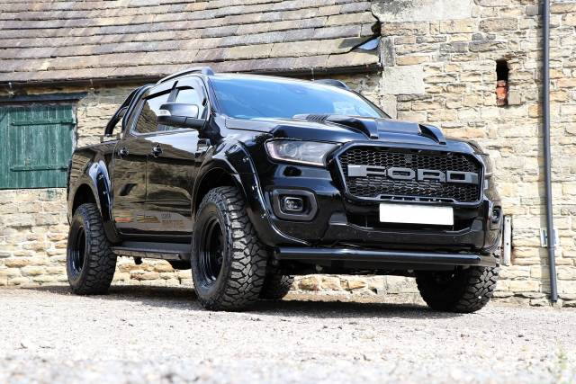 Brand new 2019 Ford Ranger T8 Seeker Bi-Turbo Edition