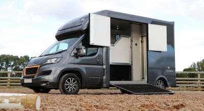 Seeker Horsebox