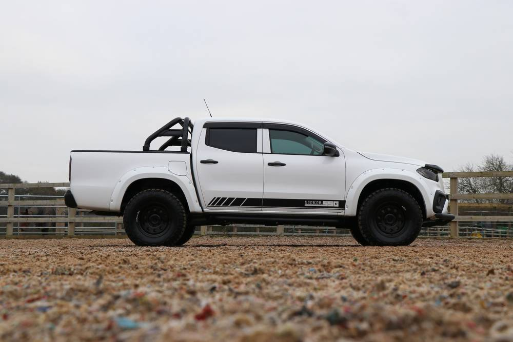Seeker SSG Mercedes-Benz X Class Conversion