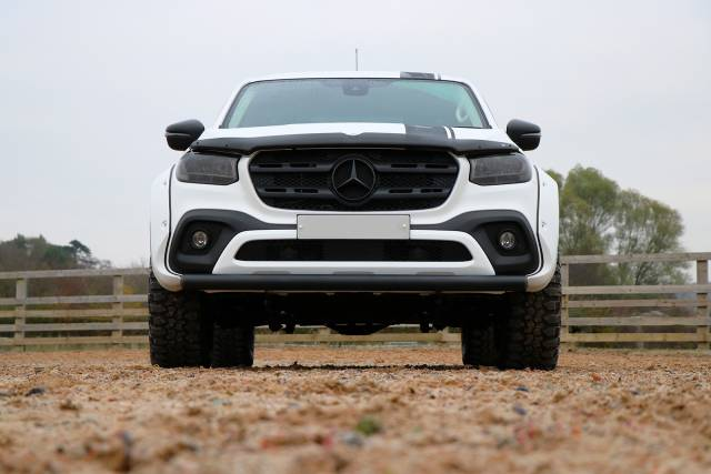 Our SEEKER SSG conversion for the Mercedes-Benz X Class is launched!