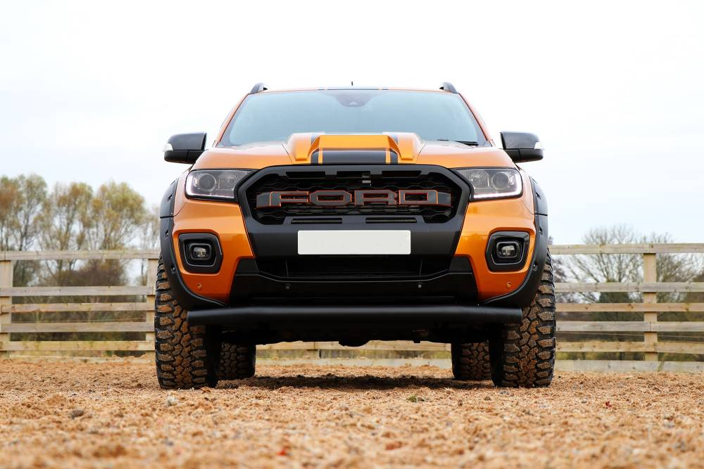 SEEKER Raptor Gold ST A CONVERSION FOR THE FORD RANGER