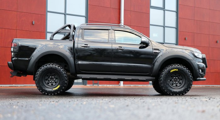 SEEKER Raptor T7 Standard Edition FORD RANGER T7 CONVERSION