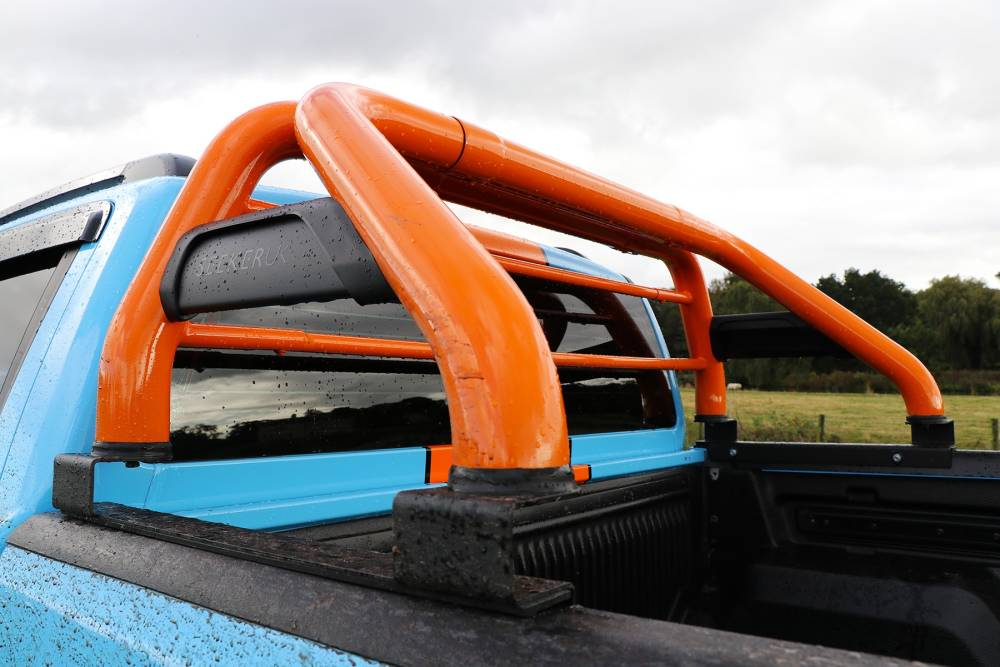 SEEKER Raptor Gulf Edition A CONVERSION FOR THE FORD RANGER