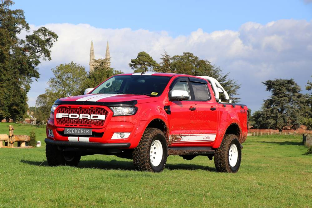 SEEKER Raptor T7 GT Edition CONVERSION FOR THE FORD RANGER