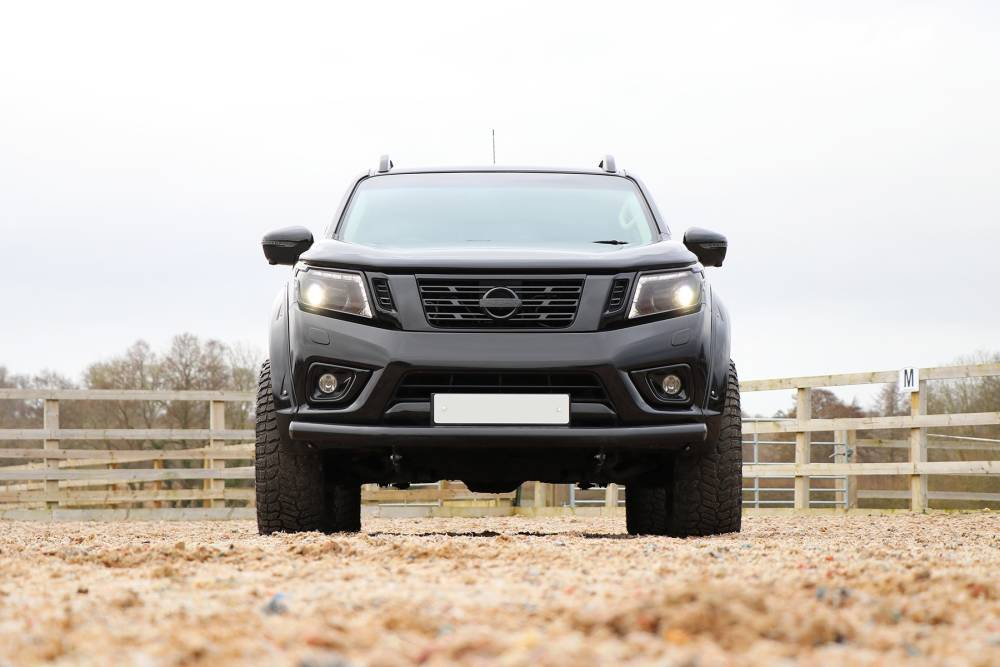 SEEKER Tungsten VR 46 Edition NISSAN NAVARA CONVERSION